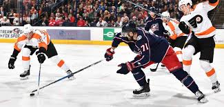 Challenge Injury Injury To Nick Foligno Is Only The Challenge For Blue