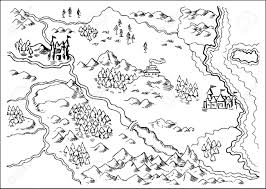 Black And White Map Map Black Cliparts Free Download Clip Art Free Clip Art On