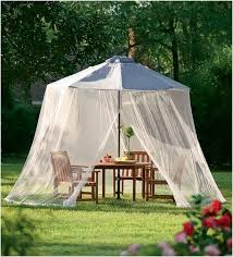 Patio Umbrella With Screen Enclosure Patio Umbrella With Screen Enclosure Special Offers Melissal Gill