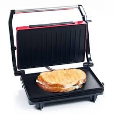 Round Sandwich Toaster Better Chef Im 288r Red Sandwich Panini Maker Compact Grill Free