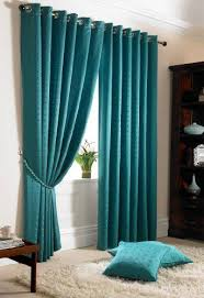 Blue Green Curtains Amazing Blue And Green Curtains Ring Top Fully Lined Jacquard