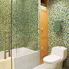 bathroom tile mosaic ideas bathroom shower tile layout ideascute bathroom with orange mosaic