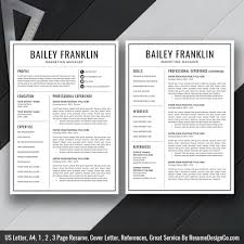 Two Page Resume Sample by Two Page Resume Format Resume Template Job Resemay Ideal Example