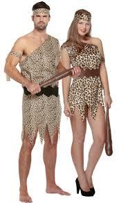 Caveman Couples Halloween Costumes Caveman Tarzan Adults Fancy Dress Halloween Jungle Mens Ladies