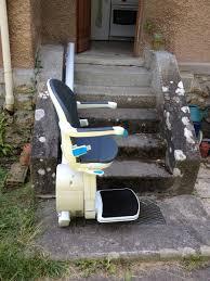 revetement pour escalier exterieur monte escalier extérieur monteescalier produits monte escalier