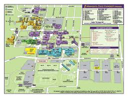 Maps Direction Maps U0026 Directions U2013 Parking U2013 Minnesota State University Mankato
