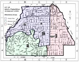Usd Campus Map South Pasadena Unified District