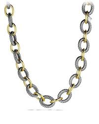 link necklace silver images Silver link necklace neiman marcus jpg