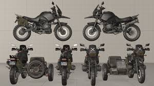 pubg 3d models pubg motorcycle pack 3d models