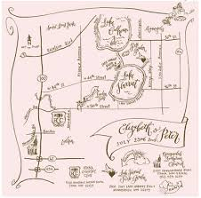 me a map 31 best maps images on illustrated maps wedding maps