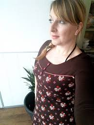 tante betsy of the day tante betsy dress tammy winterflower brown