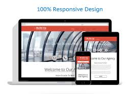 responsive design template free responsive corporate template