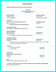 Sample Resume Format Of Fresh Graduate by Current College Student Resume Is Designed For Fresh Graduate