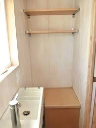 tiny house bathroom design this 140 square tiny house on wheels sits on a 20 x 8