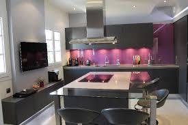 cuisine gris foncé stunning cuisine gris anthracite et pictures design trends