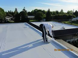 Flat Roof Flat Roof Contractors Spokane Wa Elder Roofing
