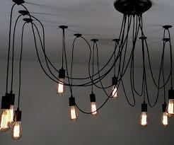 Edison Ceiling Light Bulb Ceiling Lamp