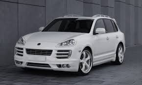 Custom Porsche Cayenne - porsche cayenne v6 diesel receives power boost and aero kit from