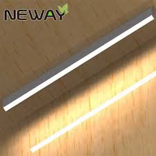 Fluorescent Ceiling Light Led Suspended Linear Light Fixtures China Pendant Lighting