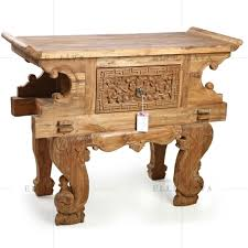Old Wooden Furniture Antique Old Wood Console Table Furniture Hand Carving Buy Teak