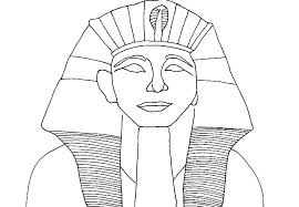 ancient egypt coloring page the king and queen of the nile from ancient egypt colouring page