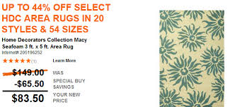 Home Decorators Collection Rugs Home Depot Special Buy Of The Day Up To 44 Off Home Decorators