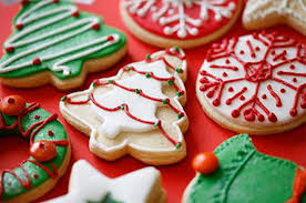 decorated christmas cookies easy decorated christmas cookies tabithabradley