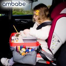 travel tray car seat travel tray kids travel bag stroller tray portable