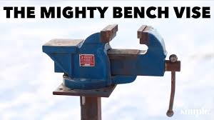 Fuller Bench Vise Tool Time Tuesday Bench Vise Youtube