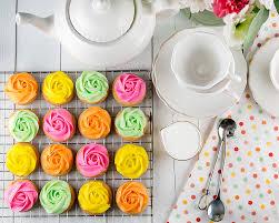 easy rose swirl cookies xoxobella