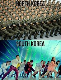 North Korea South Korea Meme - north korea vs south korea north korea know your meme