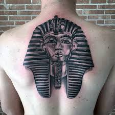 60 king tut tattoo designs for men egyptian ink ideas