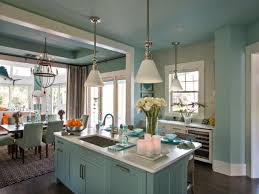coastal kitchen design coastal open concept kitchen with large island hgtv in norma budden