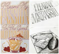 old fashioned cocktail drawing cocktail cards that pack a punch against the grain against the grain