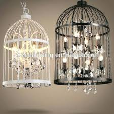 Birdcage Pendant Light Chandelier Birdcage Pendant Light Chandelier Home Restaurant Decor Rustic