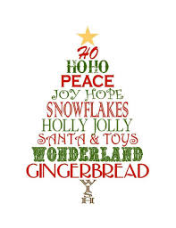 cute christmas quotes for friends ne wall