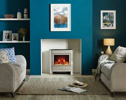 steel manhattan electric stoves gazco contemporary stoves