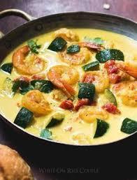 faire sa cuisine en ligne la recette paléo pour garder la ligne le curry de courgettes et de
