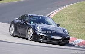 carrera porsche porsche to turbocharge 911 carrera as part of facelift report