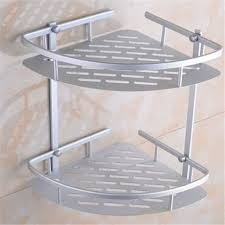 Bathroom Shelving And Storage 1pcs Wall Shelf Shower Shelf Shoo Holder Bathroom Corner Rack