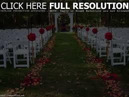 backyard wedding ideas backyard ideas