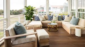 Pictures Of A Living Room by 65 Beachy Porches And Patios Coastal Living