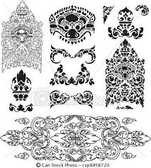 cambodian patterns for inspiration