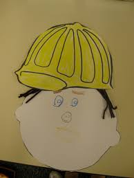 one face five hats student can make his her face color u0026 cut