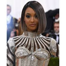 jordan dunn silver hair the best celebrity grey hair color inspiration fashion magazine