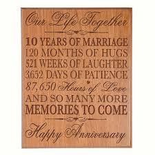1st year anniversary ideas idea 10th wedding anniversary gift ideas for best wedding