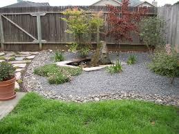 cheap easy backyard landscaping ideas garden low cost design small