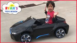 paw patrol power wheels car and truck videos power wheels ride on cars for kids bmw