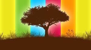 Tree Of Life Home Decor Abstract Art Tree Of Life Wallpaper