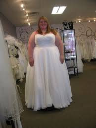 wedding dresses for larger fuller figure justin does this exist weddingbee